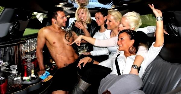 Live Stripshow Berlin